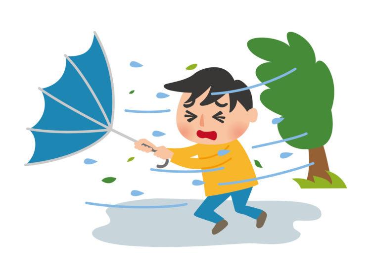 【防災コラム】沖縄に接近中の台風について